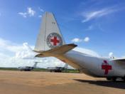 Juba Airport.