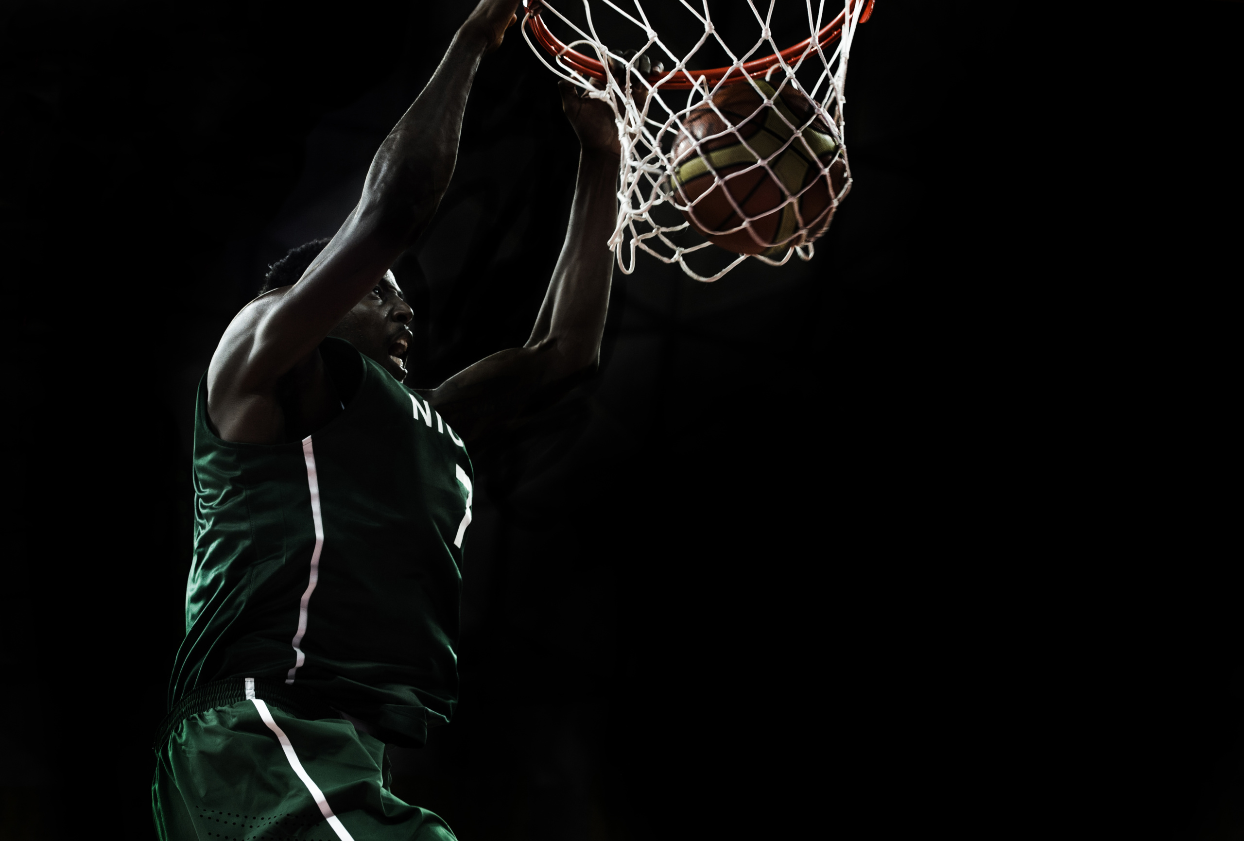 "— BASKETBALL Pictures taken for the International Basketball Federation ""FIBA""."