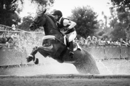 EQUESTRIAN Campaign realized for the International Federation for Equestrian Sports FEI Eventing Cross Country  Rio Olympic Games 2016. GER JUNG Michael