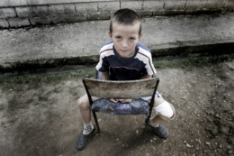 BOSNIA Legacy of war. Pictures taken for the NGO Miracles near Mostar in 2012.