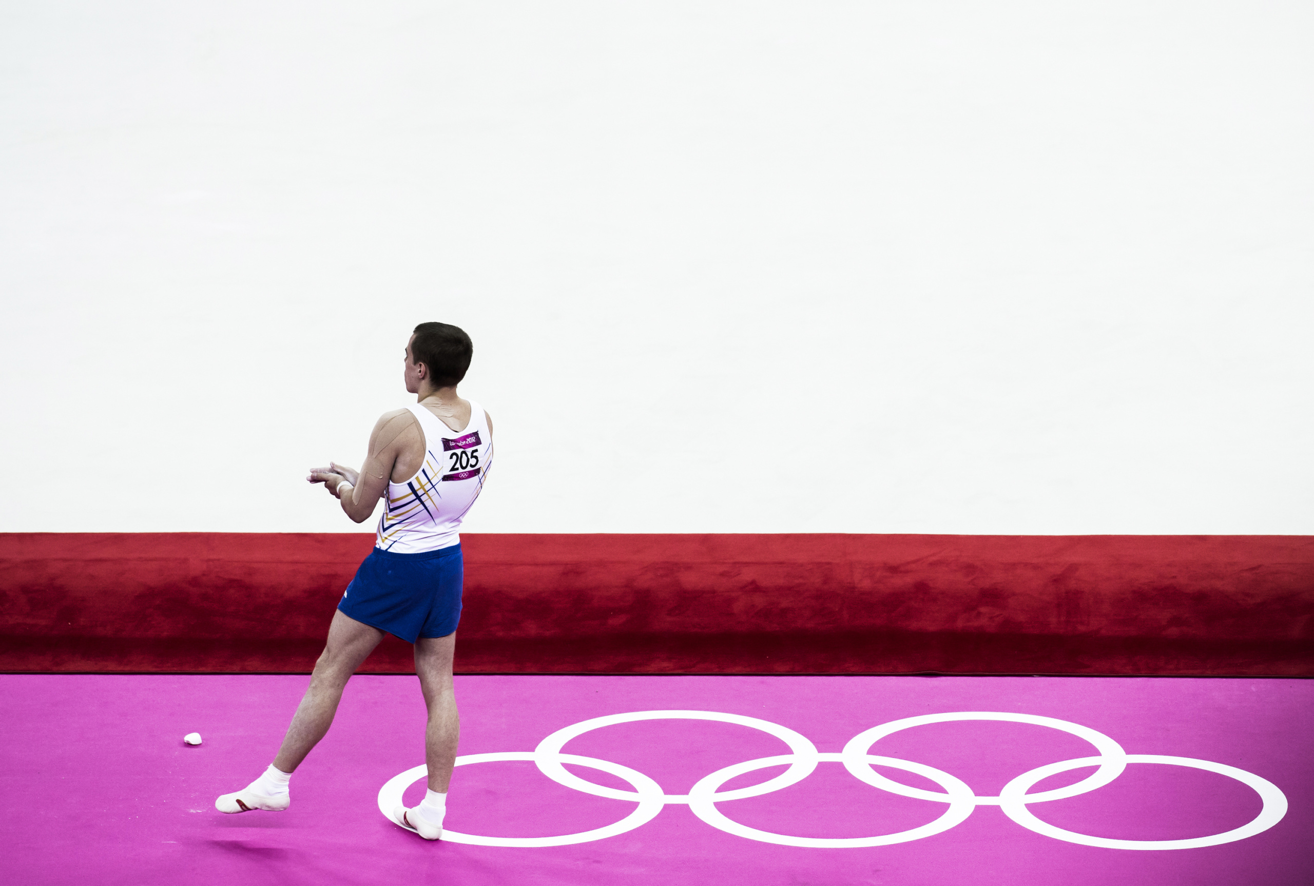OLYMPICSLondon 2012Pictures taken for the International Olympic Committee.©IOC/Richard Juilliart
