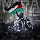 Bethlehem, Palestine.Bethlehem wall graffiti.