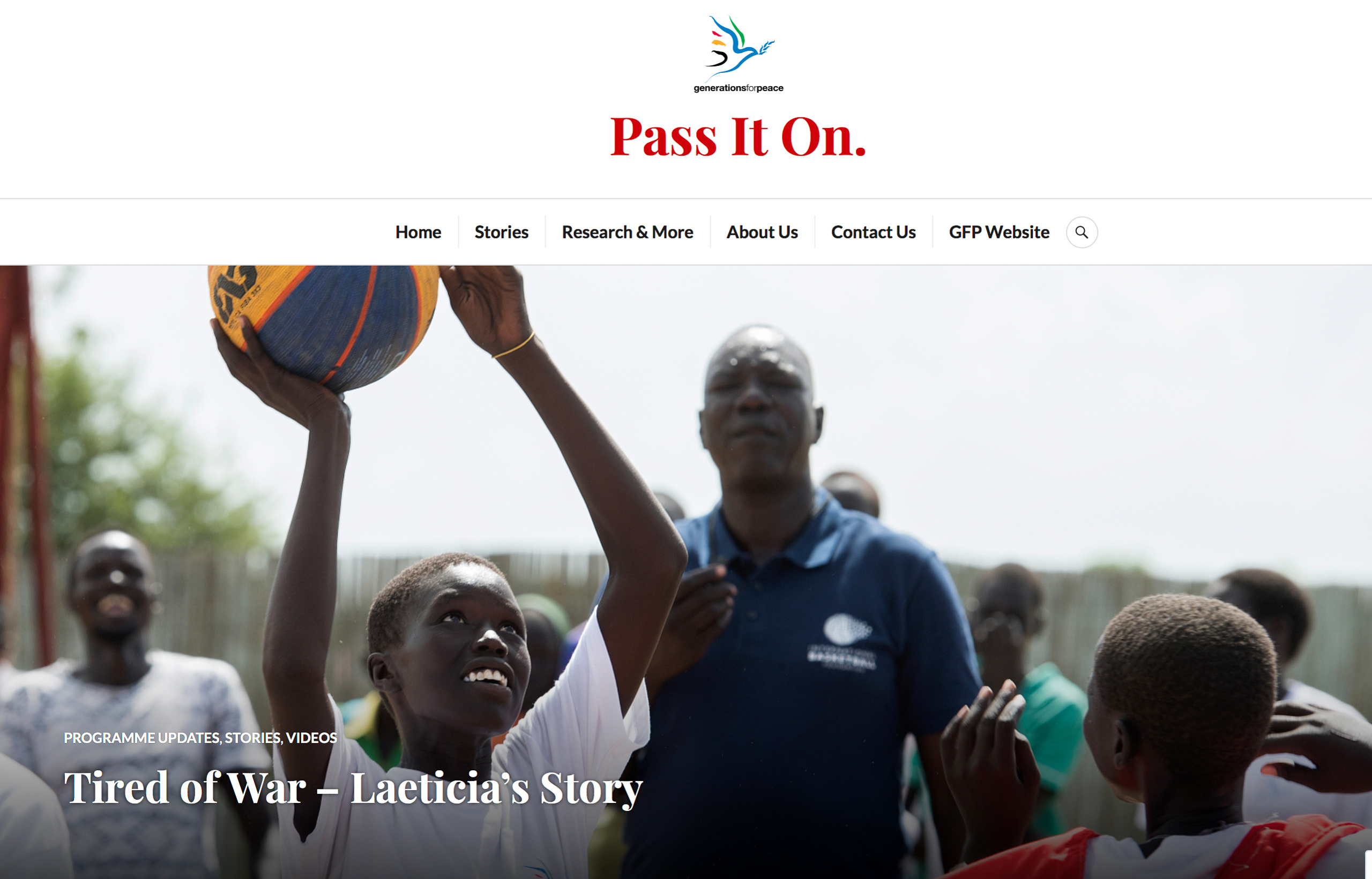 tearsheet-2019-08-27_35.Generations for peace Tired of War 1